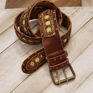 BETSY JOHNSON VINTAGE BELT